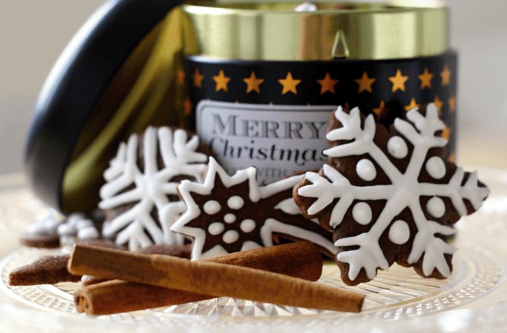 Vánoční perníčky (hned měkké)